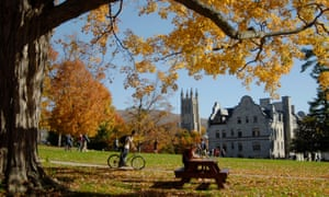 Liberal arts colleges like Skidmore and Williams, pictured here, have been roiled by political incidents large and small.