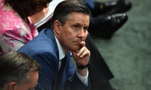 The shadow climate change minister, Mark Butler