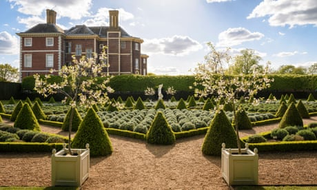 The National Trust was forced to close Ham House, in Richmond, London, in August 2019 as temperatures reached more than 40C.