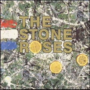 The artwork to the Stone Roses' 1989 debut.