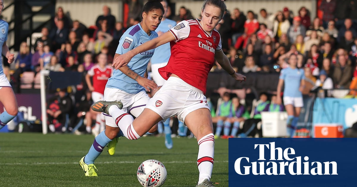 Vivianne Miedema and Arsenal end Manchester City's perfect WSL start