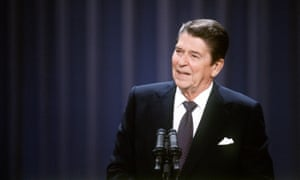 Ronald Reagan in 1984.