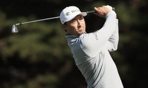 Li Haotong hit the front after going out in 31.