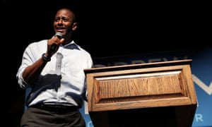 Andrew Gillum: 'This process is not over until every single vote is counted.'