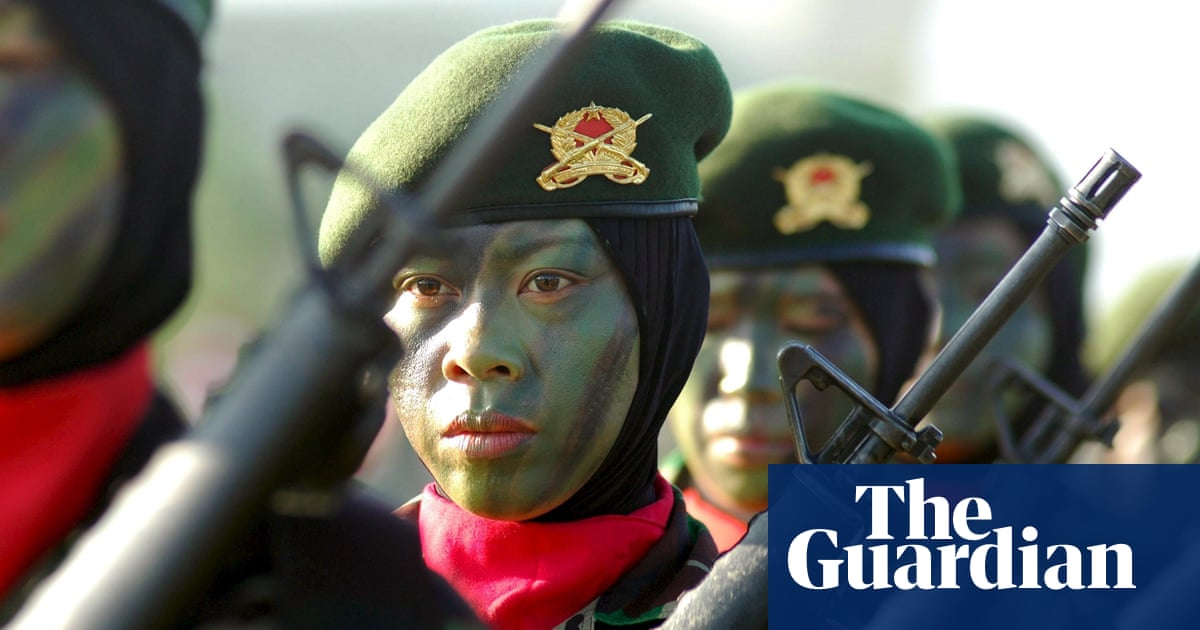 Indonesia army signals end to 'virginity test' for female recruits
