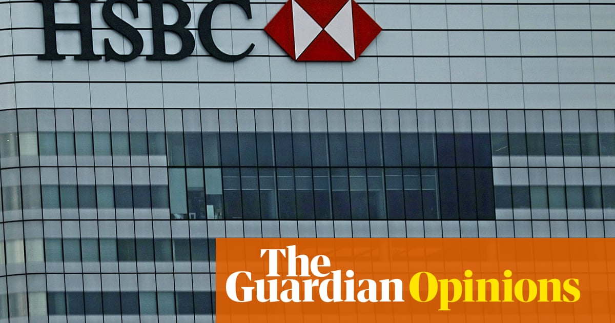 Why on earth would HSBC leave a country that gives banks an easy