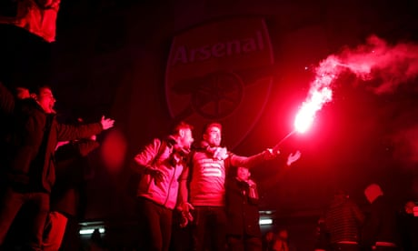 Arsenal v Rennes: Europa League last 16, second leg – live!
