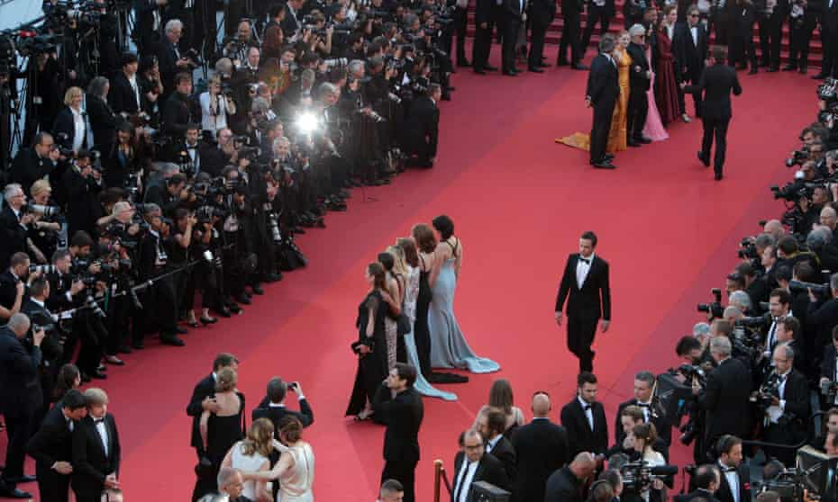 The 70th Cannes film festival.