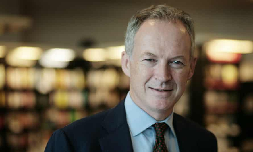 James Daunt, chief executive of Waterstones