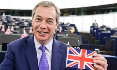 Nigel Farage said he believed Britain had lost the second world war because its 'big imperial possessions started to disappear'.