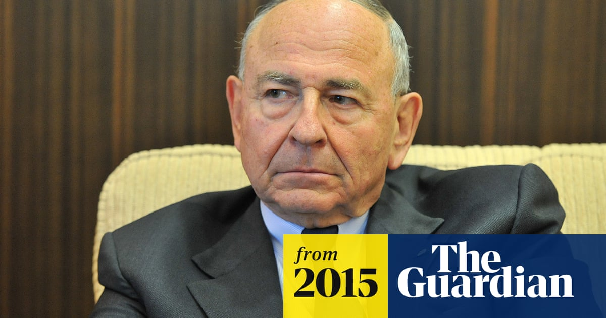39325e18a4 Climate sceptic Maurice Newman says world leaders embracing junk science