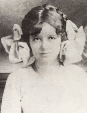 Mary Phagan, murdered in 1913.