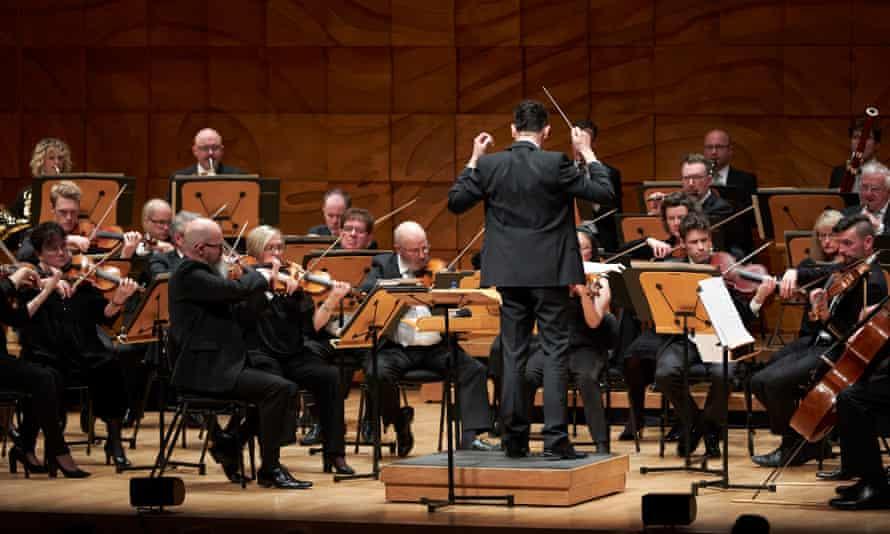 Melbourne Symphony Orchestra - generic shot.