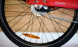 9ac4e9a8eb3 Uber to launch Jump bike hire scheme in Islington borough | UK news ...