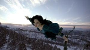 Eva Green in Chris's Weitz's 2007 film His Dark Materials: The Golden Compass.
