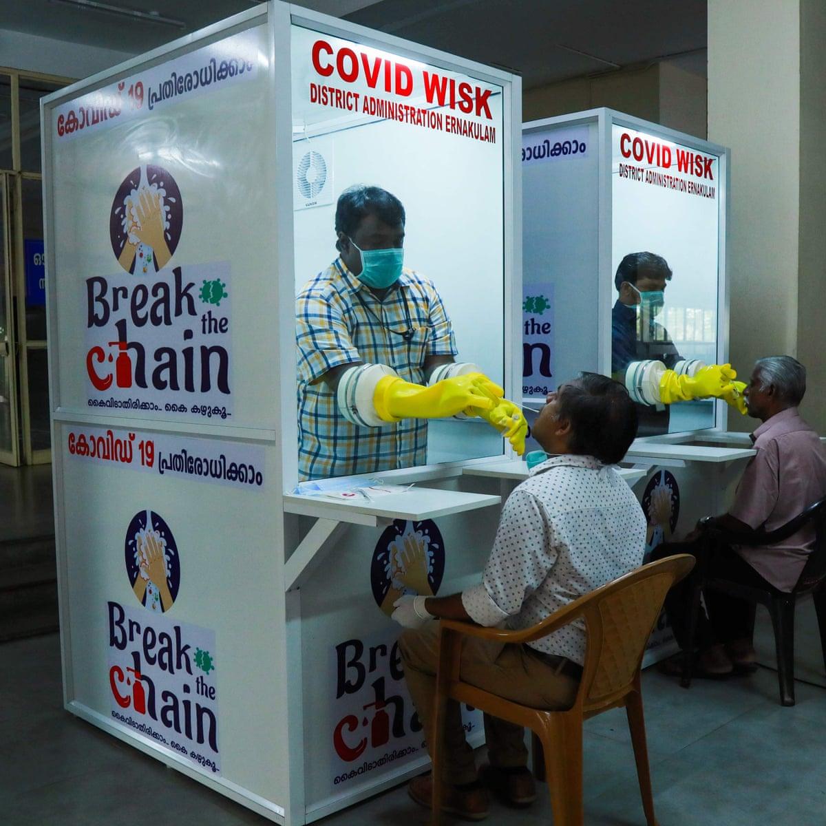 Symptoms of coronavirus 2020 in india