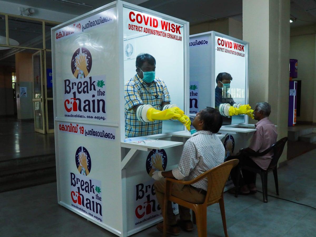 How The Indian State Of Kerala Flattened The Coronavirus Curve Coronavirus Outbreak The Guardian