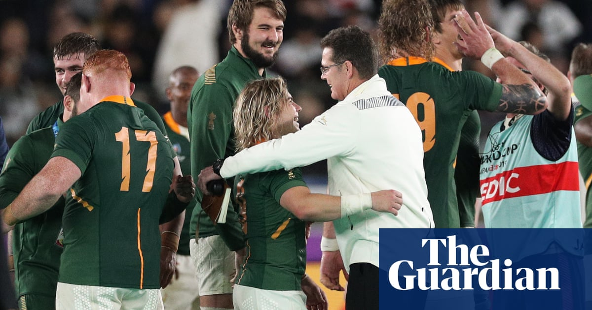 The Breakdown | From Telfer to Erasmus: how rugby coaches inspire players to greatness