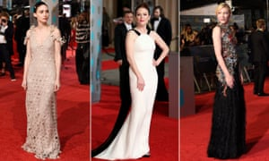 Rooney Mara, Julianne Moore and Cate Blanchett at this year's Baftas.