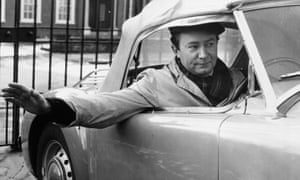 Peter Sallis in the late 1950s.