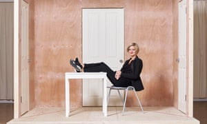 Artistic director Marianne Elliott photographed at the Jerwood Space, London