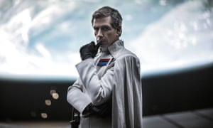 Mendelsohn as Orson Krennic in Rogue One: A Star Wars Story.