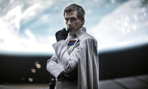 Ben Mendelsohn in Rogue One: A Star Wars Story.