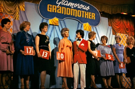 The Glamorous Grandmother competition.