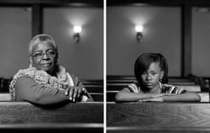 19. Mary Parker and Caela Cowan, Birmingham, AL (2012)