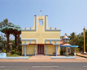 StJoseph's Church, Santhipuram