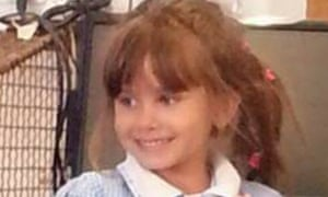 Katie Rough, seven, has died after an incident in York.