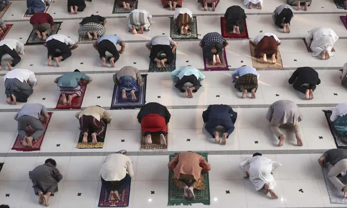 Muslims across Indonesia mark grim Eid al-Adha as Covid crisis deepens ni