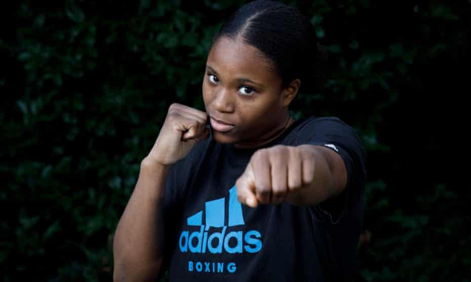 Caroline Dubois has her eyes set on Olympic gold next year