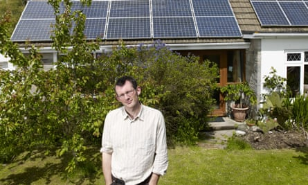 Rob Hopkins, co-founder of the Transition movement seeking a sustainable  future for the world