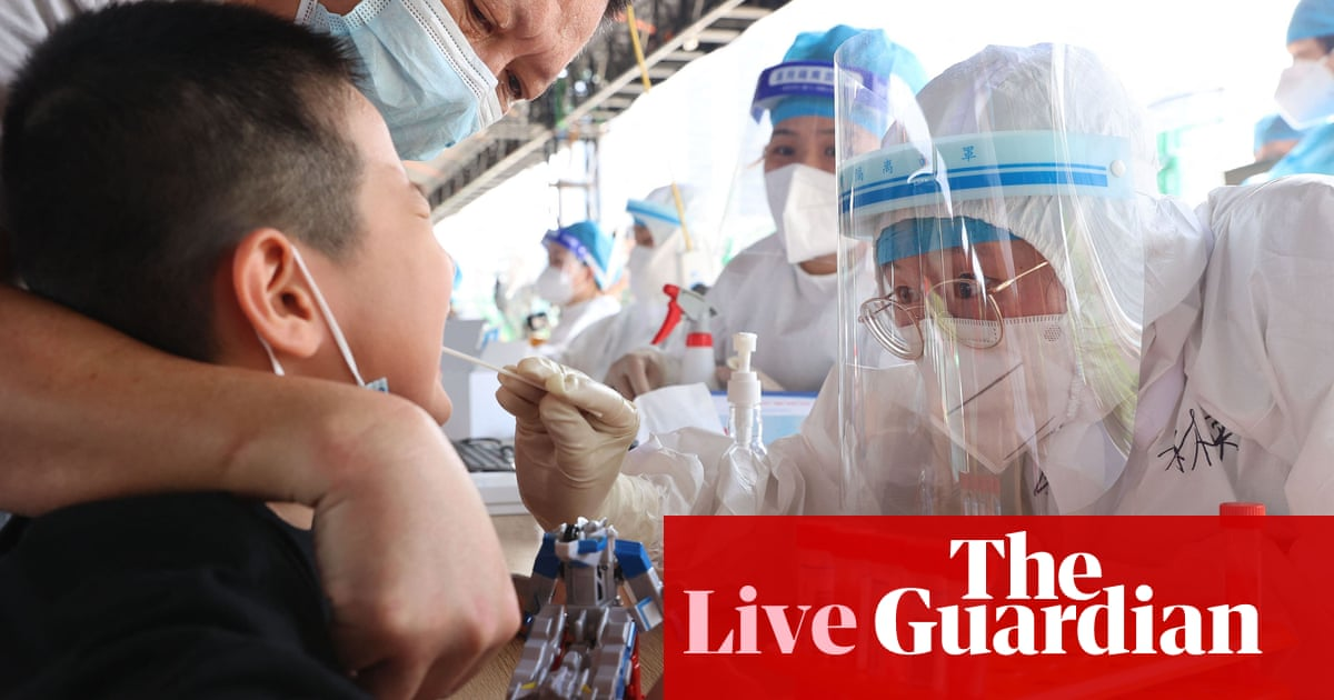 Coronavirus live news: UK starts vaccinating 12- to 15-year-olds; China reports 49 new cases