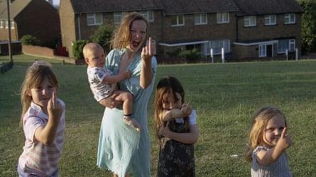 Natalie Press in Wasp, Arnold's award-winning 2009 short film