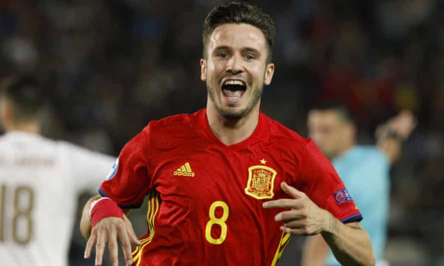The exceptionally talented Saúl Ñíguez. But is he set for the off?