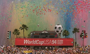 The US, which hosted the World Cup in 1994, is in pole position to host it again in 2026, alongside Mexico and Canada.