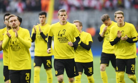 Borussia Dortmund v Monaco: Champions League quarter-final first leg – live
