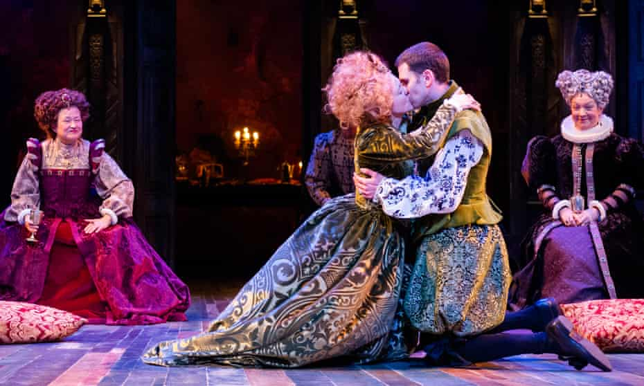 The Royal Shakespeare Company's Taming of the Shrew.