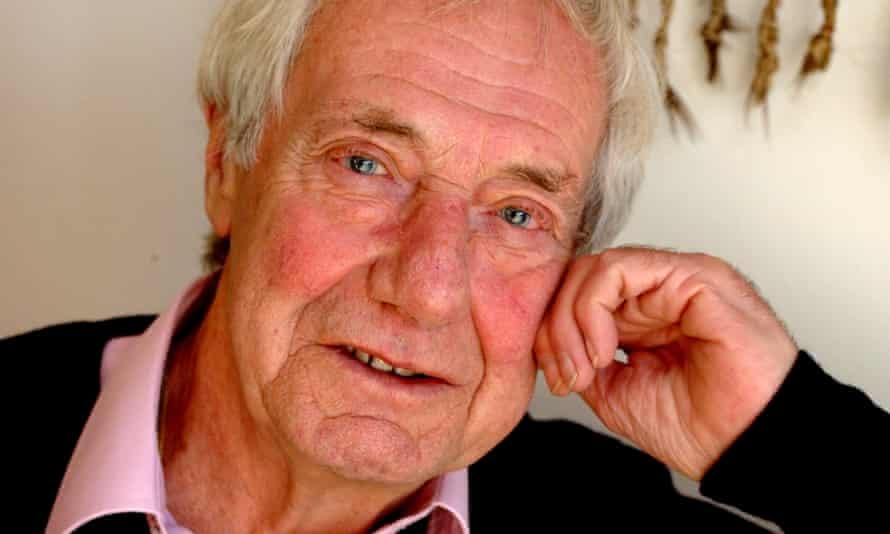 Barry Norman, pictured in 2007, refused to awed by A-list actors and directors he interviewed.
