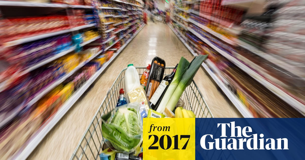 d810412b38 Why Britain is ditching the weekly shop | Business | The Guardian
