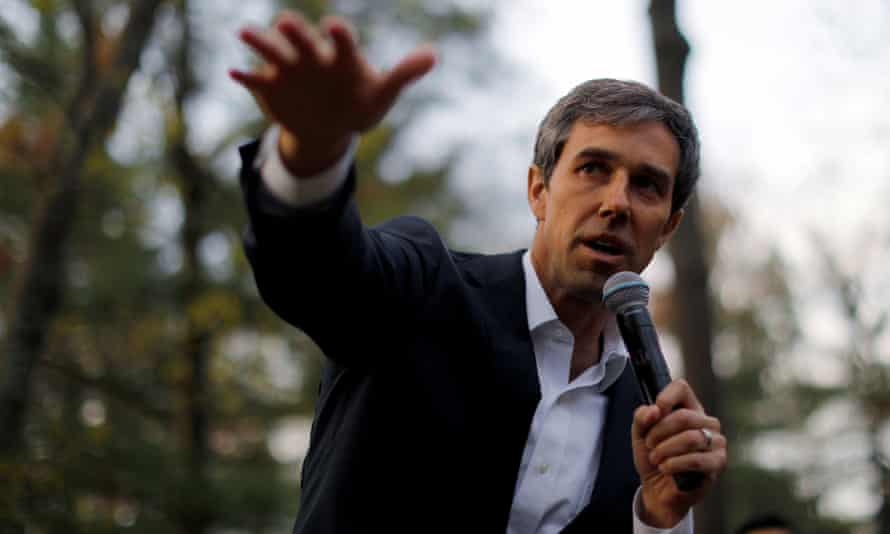 Beto O'Rourke in 2019. 'You cannot expect people to participate in the state's politics if you don't show them the basic respect of listening to them,' he tells the Guardian.