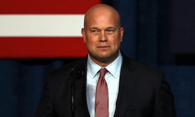 theguardian.com - Jon Swaine - Iowa considers ethics complaint against Trump's acting attorney general