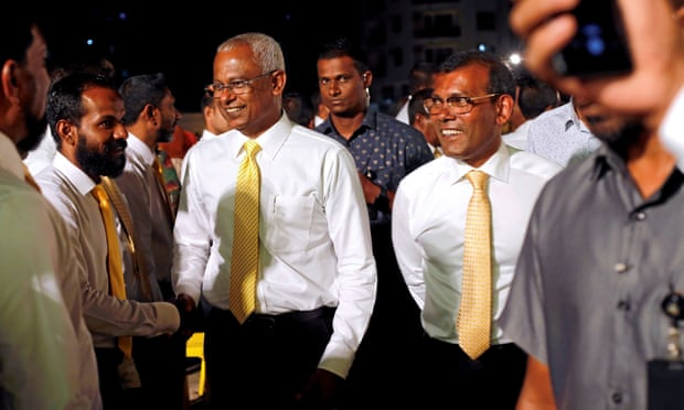 Former Maldives President Mohamed Nasheed in Critical Condition After Bomb Blast
