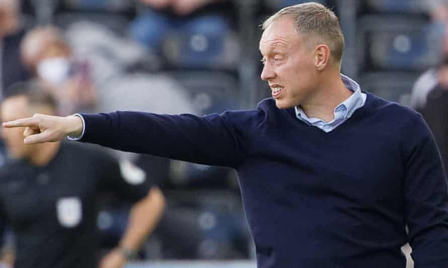 Steve Cooper took Swansea to the play-off final last season