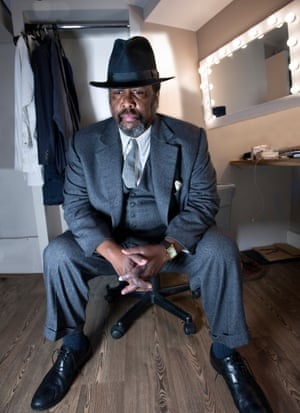 Wendell Pierce, Death of a Salesman, Piccadilly theatre, London, 2019