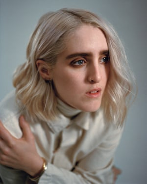 'It's been very weird to have America as the backdrop to a love affair' ... Shura.