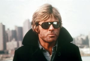 THREE DAYS OF THE CONDOR [US 1975] ROBERT REDFORD