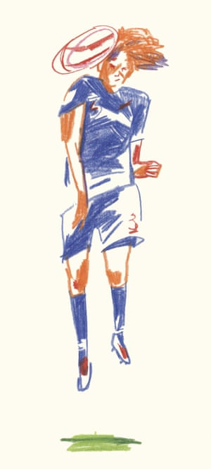 France v USA by Gracey Zhang.